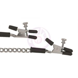 Adjustable Alligator Clamps - Link Chain