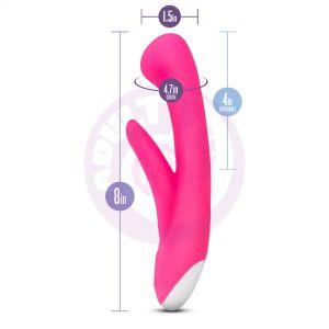 Hop Cottontail - Hot Pink