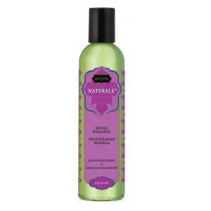 Naturals Massage Oil - Island Passion Berry - 8 Fl. Oz.