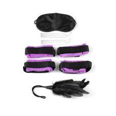 Beginner's Bondage Set - Purple