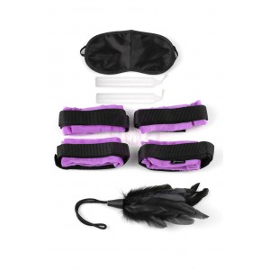 Beginner's Bondage Set - Purple