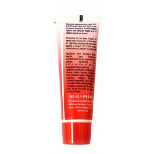 Snuggels - Lubricating Shrink Cream - Cherry - 0.42 Oz. Tube - Each