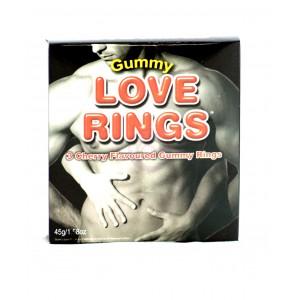 Gummy Love Rings