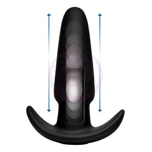 Thump It Silicone Butt Plug