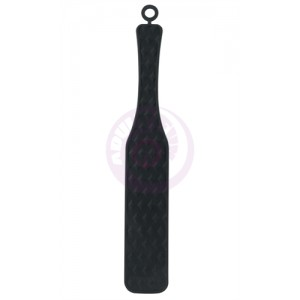 Fetish Fantasy Extreme Silicone Paddle - Black