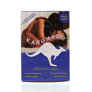Kangaroo Blue - 36 Count Display