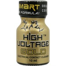 High Voltage Gold Electrical Contact Cleaner - 10ml