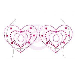 Cassia Adhesive Nipple Jewels Sticker