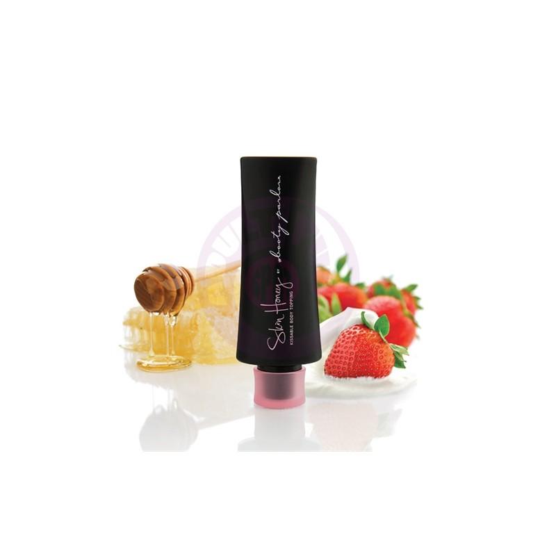 Skin Honey Kissable Body Topping - Strawberry Kiss - 1.7 Oz.