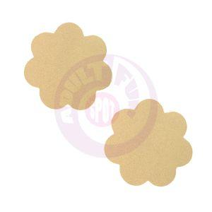 Honey Light Nude Back to Basics Petal  Pasties