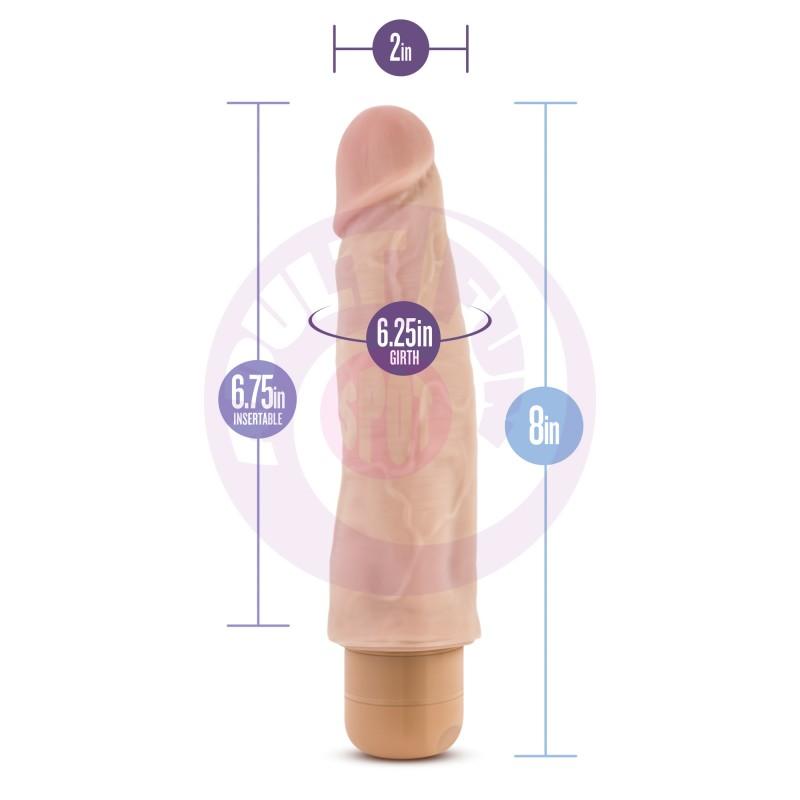 Dr. Skin - Cock Vibe 14 - Beige