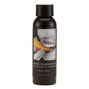 Edible Massage Oil 2 Fl Oz. - Mango