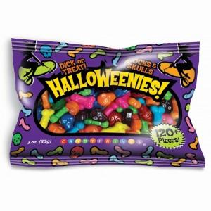 Halloweenies 3 Oz Bag