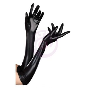 Dreamgirl Dominique Glove - Black - One Size