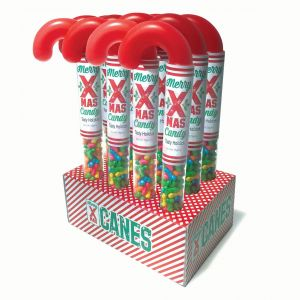 Holidicks Candy Canes 12pc Display