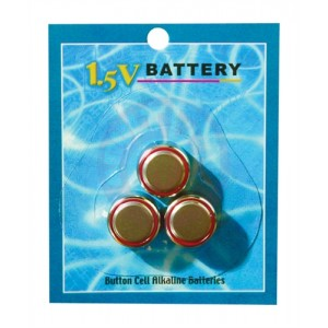1.5v Watch Battery - 3 Pack