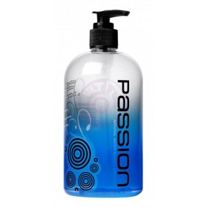 Passion Natural Water Based Lubricant 16 Oz