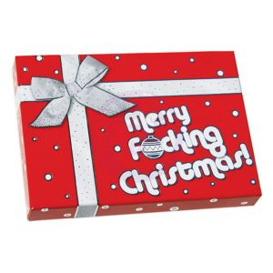 Merry Fucking Christmas Candy Gift Box 3.6oz