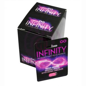 Infinity Women Sexual Enhancer 30pc Display