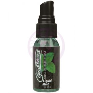 Good Head Oral Delight Spray 1 Oz  - Liquid Mint