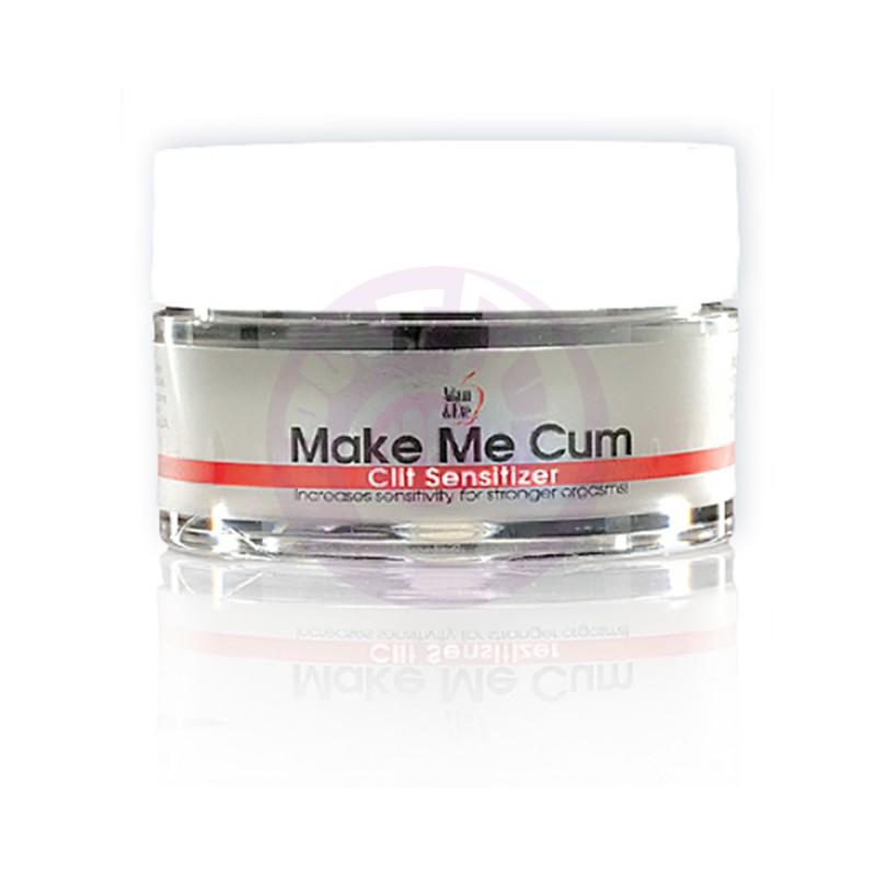Adam and Eve Make Me Cum Clit Sensitizer 0.5 Oz