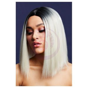 Fever Kylie Wig - Two Toned Blend - Ice Blonde
