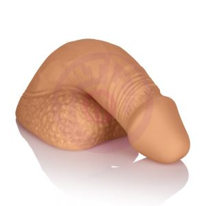 "Packer Gear 5"" Silicone Packing Penis - Tan"