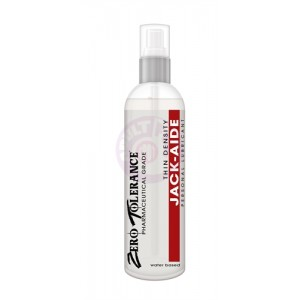 Jack-Aide Thin Density Masturbation Lubricant - 4 Oz.