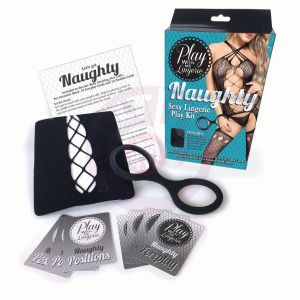 Play With Me Lingerie Kit - Naughty