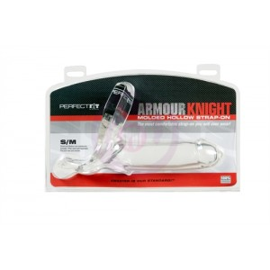 Armour Knight - Clear - Small - Medium