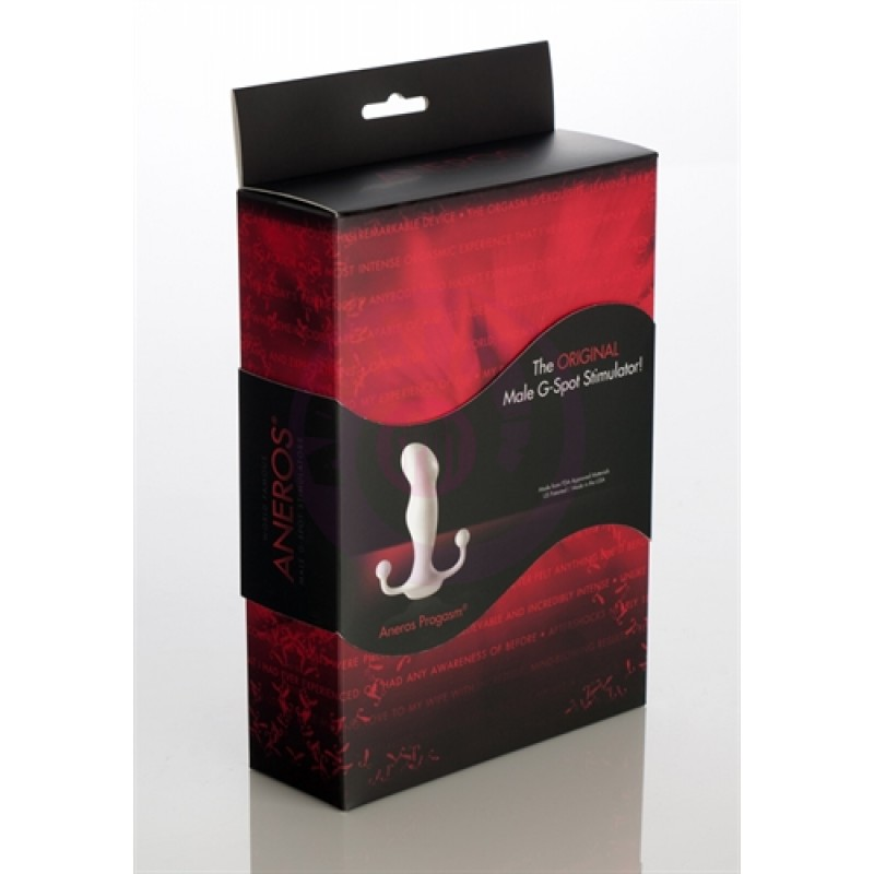 Progasm the Male G Spot Stimulator - Black Ice