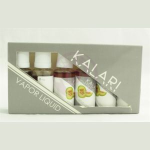 Kalari Vapor Liquid Honeydew Melon 6 Pack - 20ml - 8mg