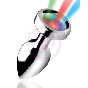 Light Up Small Anal Plug