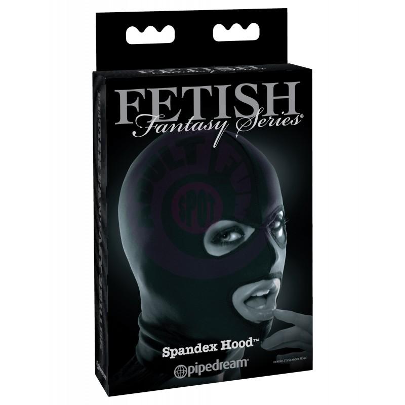 Fetish Fantasy Series Limited Edition Spandex Hood