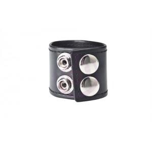 1.5-Inch Snap Ball Stretcher - Black