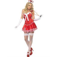 Fever Boutique Nurse Costume - Medium