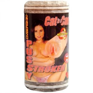 Cyberskin Cat in a Can Pussy Stroker