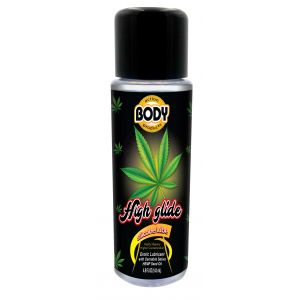 High Glide Erotic Lubricant 4.8 Oz Bottle