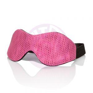 Tickle Me Pink Eye Mask