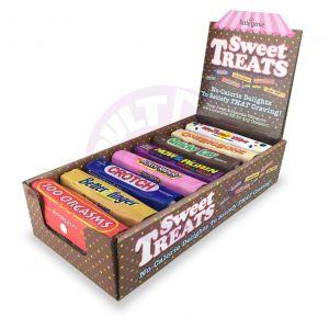 Sweet Treats Display - 16 Count