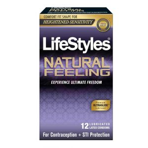 Lifestyles Natural Feeling 12 Pk
