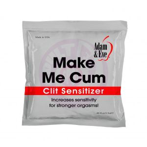 Adam and Eve Make Me Cum Clint Sensitizer - 2.5ml Foil Pack