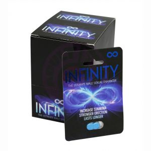 Infinity Men Sexual Enhancer 30pc Display