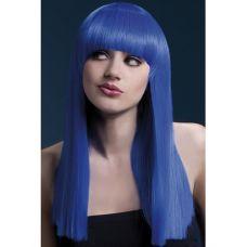 Alexia Wig - Neon Blue
