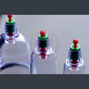 Sukshen 2.0 - 6 Piece Cupping Set