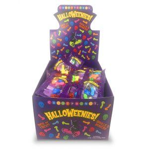 Halloweenies - Display of 100 Bags