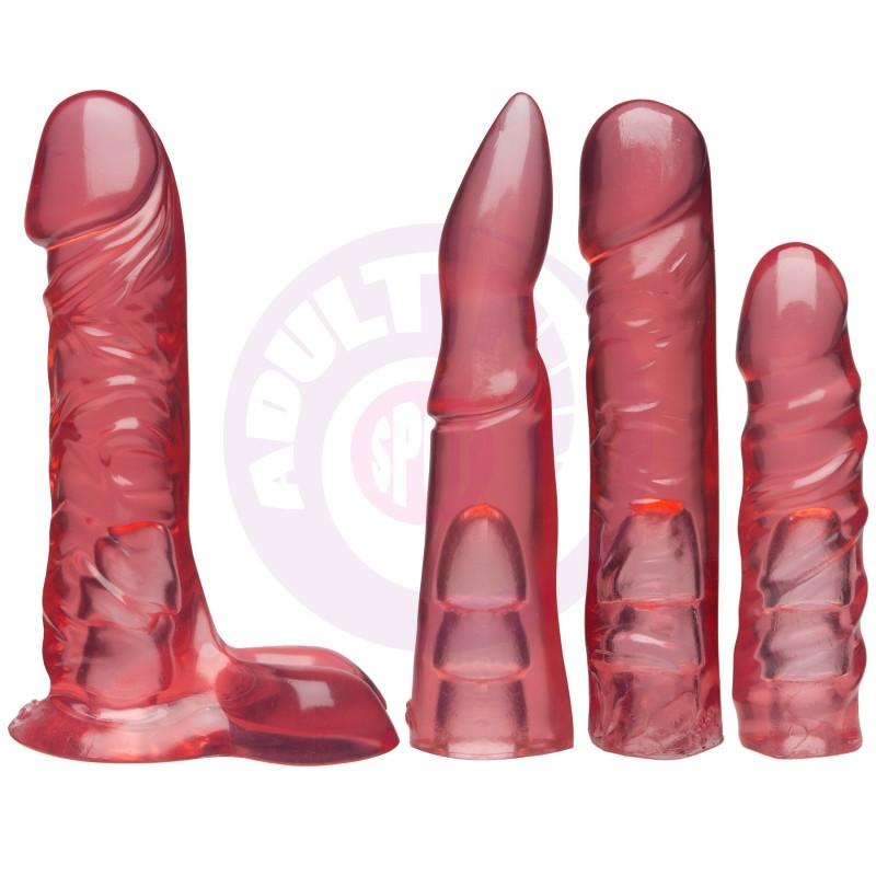 Vac-U-Lock - Crystal Jellies Set