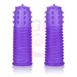 Intimate Play Finger Tingler - Purple