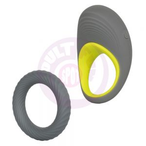 Link Up Edge Vibrating Ring