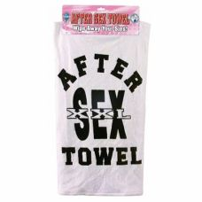 After Sex Towel Carded